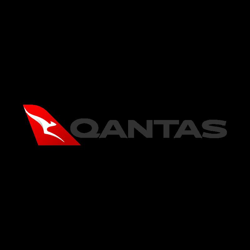Download Qantas Airways Logo Transparent PNG